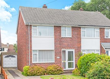 Thumbnail 3 bedroom semi-detached house for sale in Rothbury Close, Southampton