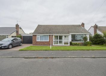 Manor Crescent, Stapleton, Leicester LE9. 2 bed detached bungalow for sale