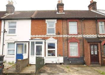 Thumbnail 3 bedroom terraced house for sale in Ranelagh Road, Ipswich, Suffolk