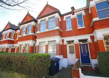 Thumbnail 1 bed flat to rent in Fielding Road, London
