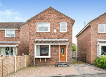 Thumbnail 3 bed detached house for sale in Lancaster Way, Rawcliffe, York