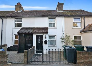 Thumbnail 2 bed terraced house to rent in Ashford Road, Kingsnorth, Ashford