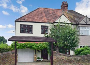 Thumbnail 4 bed semi-detached house for sale in Grennell Road, Sutton, Surrey