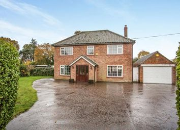 Thumbnail 4 bed detached house for sale in Ropes Hill, Horning, Norwich