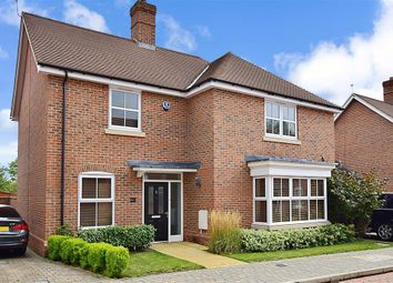 5 bed detached house for sale in Atlas Close, Kings Hill, West Malling, Kent ME19