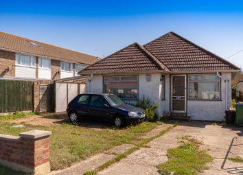 Thumbnail 2 bed bungalow for sale in Ambleside Avenue, Peacehaven