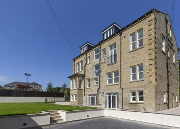 Thumbnail 3 bed flat for sale in Apartment 5, Stafford Manor, Stafford Avenue, Halifax