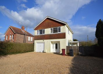 Thumbnail 4 bed detached house to rent in Broad Road, Hambrook