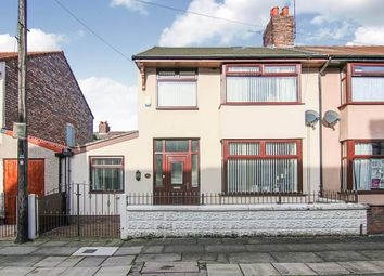 Thumbnail 3 bed semi-detached house for sale in Portelet Road, Stoneycroft, Liverpool