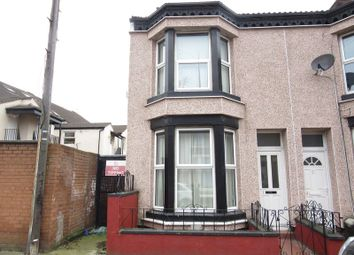 Thumbnail 2 bed end terrace house to rent in Scott Street, Bootle