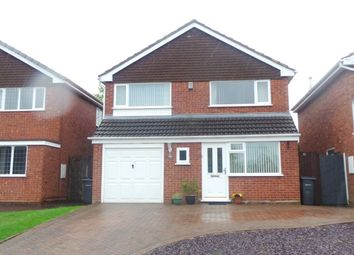 Thumbnail 3 bed detached house for sale in Henley Close, Wylde Green, Sutton Coldfield