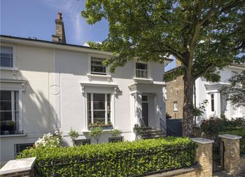 Thumbnail 4 bedroom semi-detached house for sale in Clifton Hill, St John's Wood, London