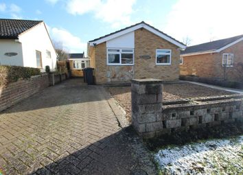 Thumbnail 3 bedroom bungalow to rent in Church End, Ravensden, Bedford