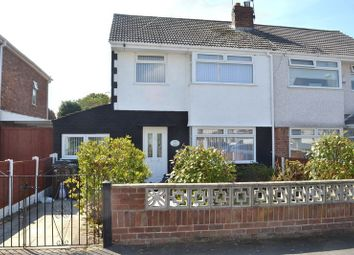 Thumbnail 4 bed semi-detached house for sale in Liddell Avenue, Mellling, Liverpool