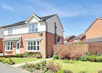 Thumbnail 3 bedroom semi-detached house for sale in Bells Road, Hedon, Hull