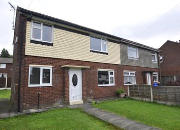 Thumbnail 3 bed semi-detached house for sale in School Crescent, Stalybridge