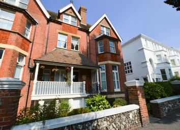 Thumbnail 3 bed flat to rent in Devonshire Place, Eastbourne