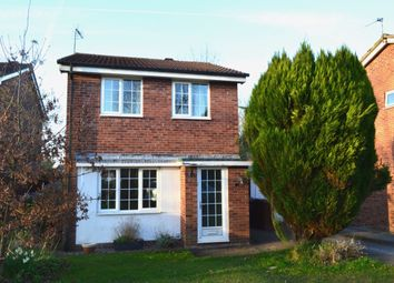 Thumbnail 3 bed detached house to rent in Oldgate Close, Middlewich