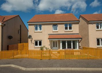 Thumbnail 4 bed detached house for sale in Rennie Drive, Dunbar, East Lothian