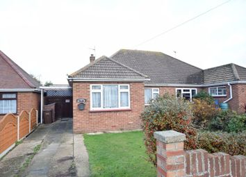 Thumbnail 2 bed semi-detached bungalow for sale in Manchester Road, Holland-On-Sea, Clacton-On-Sea