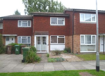 Thumbnail 2 bed terraced house to rent in Chiswick Close, Croydon, Surrey