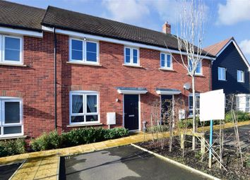 3 bed terraced house for sale in Laight Road, Maidstone, Kent ME17