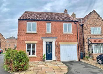 Thumbnail 4 bed detached house for sale in Lochranza Road, Thirsk
