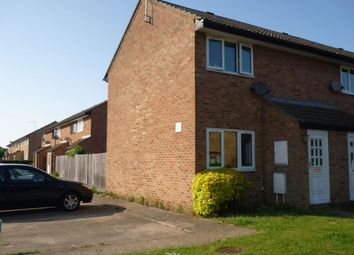 Thumbnail 2 bedroom terraced house for sale in Foxwood South, Soham, Ely