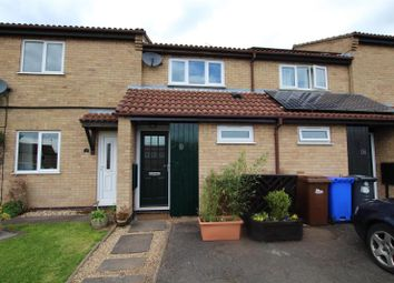Thumbnail 1 bed terraced house to rent in Cottesmore Close, Stapenhill, Burton-On-Trent