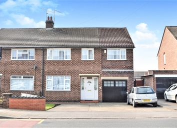 Thumbnail 4 bed semi-detached house for sale in Boughton Road Industrial Estate, Boughton Road, Rugby