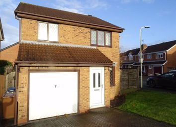 Thumbnail 3 bed detached house to rent in Nelson Drive, Hinckley