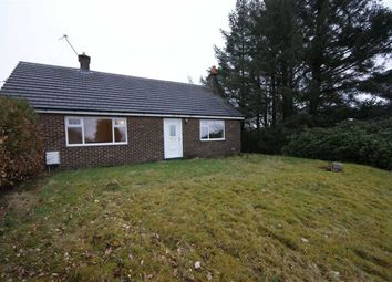 Thumbnail 2 bed bungalow to rent in Belmont Road, Bolton