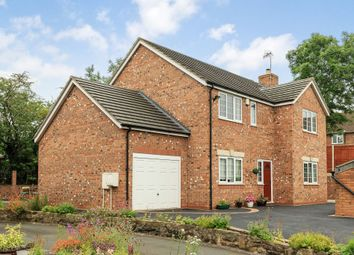 Thumbnail 4 bed detached house for sale in Casa Giovedi, Lakewood Drive, Stoke-On-Trent, Staffordshire
