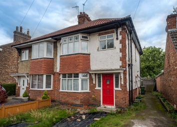 Thumbnail 3 bed semi-detached house for sale in The Old Village, Huntington, York