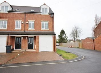 Thumbnail 3 bed semi-detached house for sale in King Street, Swallownest, Sheffield