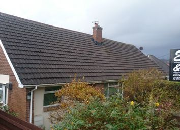 Thumbnail 3 bed bungalow for sale in Prince Road, Kenfig Hill, Bridgend