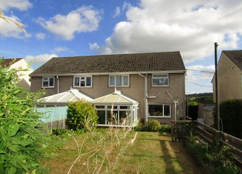 Thumbnail 3 bed semi-detached house for sale in Is-Y-Llan, Llanddarog, Carmarthen, Carmarthenshire.