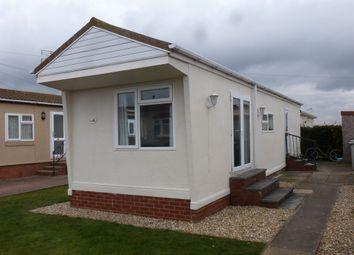 Thumbnail 1 bed mobile/park home for sale in Whitehaven Park, Ingoldmells, Skegness