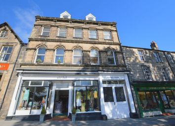 Thumbnail 2 bed flat for sale in High Street, Rothbury, Morpeth