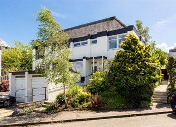 Thumbnail 4 bedroom semi-detached house for sale in Craigmount Avenue North, Edinburgh, Midlothian