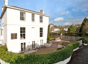 Thumbnail 5 bedroom semi-detached house for sale in Baring Crescent, St. Leonards, Exeter