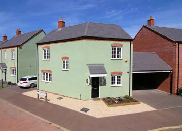 Thumbnail 3 bed detached house for sale in Calville Gardens, Aylesbury