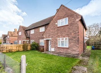Thumbnail 3 bed semi-detached house for sale in Stompits Road, Holyport, Maidenhead