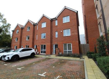 Marquess Drive, Milton Keynes MK2. 4 bed end terrace house for sale
