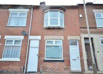 Thumbnail 3 bed terraced house to rent in Wordsworth Road, Knighton Fields, Leicester