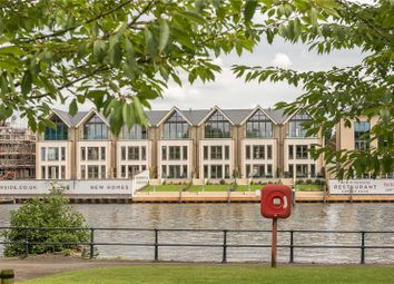 Thumbnail 4 bedroom terraced house for sale in Taplow Riverside, Mill Lane, Taplow, Maidenhead