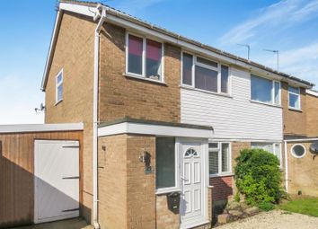 Thumbnail 3 bedroom property for sale in Coppins Close, Sawtry, Huntingdon