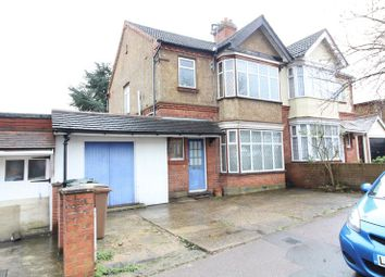 Thumbnail 4 bed semi-detached house for sale in Blenheim Crescent, Luton