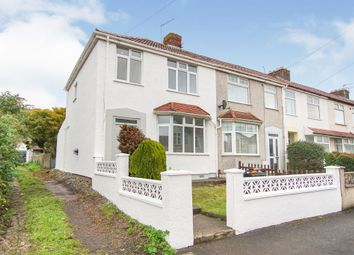 3 bed end terrace house for sale in Grange Avenue, Hanham, Bristol BS15