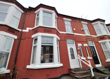 Thumbnail 3 bed terraced house for sale in Stanford Avenue, New Brighton, Wallasey
